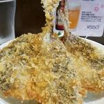 赤坂ダイニング ままや - アジフライ定食