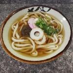 島原港立ち食いうどん店 - 料理写真:うどん
