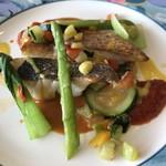 ぎんぎん - 魚料理