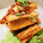 炭火苑 - 白菜キムチ