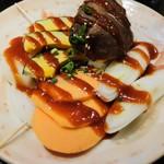 炭火苑 - 焼き野菜