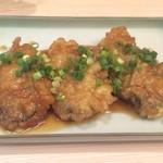 四谷 政吉 - 牡蠣天バター500円