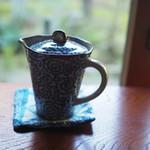 安寧 - ほうじ茶のお代わり