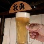 77511596 - とりあえず生ビール!