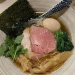 Mendokorokinari - 味玉白醤油そば