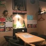 ザルワ ビリヤニ カフェ 自由が丘本店 -