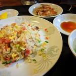 王味 - 料理写真:Cランチ¥720