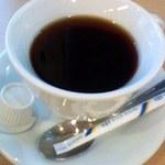 月の風 - ホットコーヒー