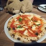 Trattoria&Pizzeria LOGIC - ディアボラ(1,480+tax)286g