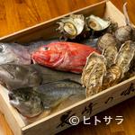 亜耶 - その日に仕入れた魚介をその日のうちに。新鮮な海の幸に舌鼓