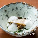 ズッケロ - 県産サワラのポワレ バターミルク・ソース