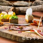 ズッケロ - 「牛肉」や「魚」、「野菜」等、その時期1番おいしい食材を入荷