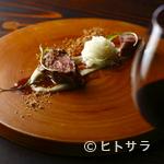 カーヴ ユノキ - イノシシ肉