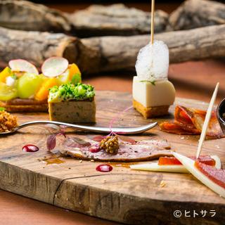 「牛肉」や「魚」、「野菜」等、その時期1番おいしい食材を入荷