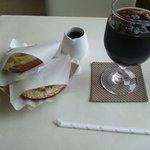 Bifokafe - お昼になりました。