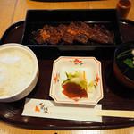 ひつまぶし名古屋 備長 - 長焼きご飯