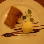 ペルコラ - デザート