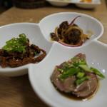 堂山 焼肉寿司 - 肉珍味