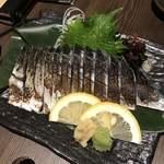 海鮮・串焼き 満天 -
