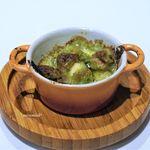 エゴジーヌ - ツブ貝のハーブバター