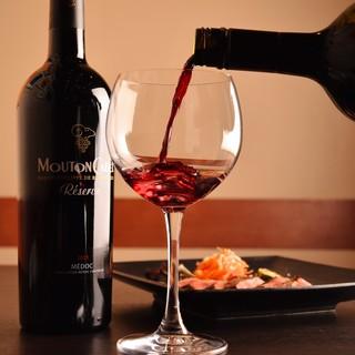 店主の重田がおすすめするワインはこちらです!