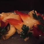 タマヤ - ホッキ貝と野菜のマリネ