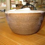 via GELATO - 陶器のカップ