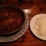 イル・パパトーレ - とろける煮込みハンバーグランチ