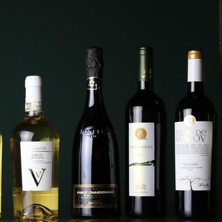 コスパ抜群☆イタリアワインをお手頃価格でご提供♪