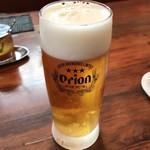 辺銀食堂 - オリオンビール 350mL 500円(税込)