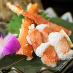 旬菜かに 豆富料理 かにの華 - 料理写真: