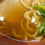 しゃがら - 透き通ったスープ