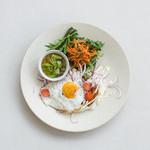 METoA Cafe & Kitchen - オージーロコプレート