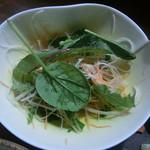 和食garden琥珀月 - サラダ