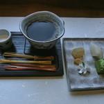 和食garden琥珀月 - コーヒー&デザート
