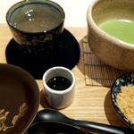 茶房つるや - 冬季限定 わらび餅 温