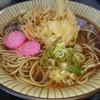 つなぎ処 えん - 料理写真:ほたてかき揚げ  蕎麦