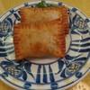 ダリ - 料理写真:レンズ豆とチョリソの包み揚げ