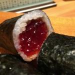 三九鮨 - 酢飯より筋子が多いのです★
