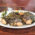 オルランド - ナワキリとハーブのオーブン焼き