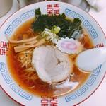 東武ラーメン - ラーメン 490円