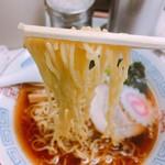 東武ラーメン - 麺リフト