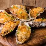 ゼスト キャンティーナ - 牡蠣のケイジャン パン粉焼き