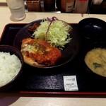 松のや - 料理写真:トマトロース定食¥630-