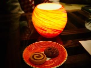 オリエンタルラウンジ - 小菓子