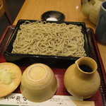 江戸蕎麥 やぶそば - ざるそば