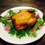フィオーリ デル ソーレ - 料理写真:クリスマス限定丸鶏のロースト