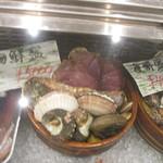 福丸水産 - 海鮮盛り
