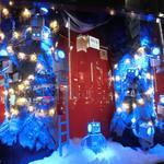 リブハウス オーシャンハウス - 銀座はクリスマス仕様に