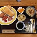 77541648 - 朝食(洋食)